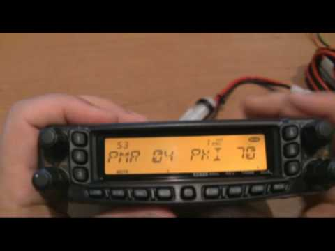 Yaesu FT-8800 Review