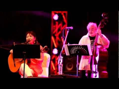 Lisa Ono : The Girl From Ipanema @ Bangkok River Jazz Festival 2012