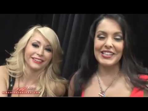 @Nina_mercedez [Nina Mercedez and @moniquealexande at Ex...] Video