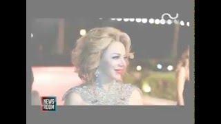 فيفي عبدو، سوزان نجم الدين ودرّة التونسية في لقاءات خاصة على سجادة مهرجان القاهرة السينمائي