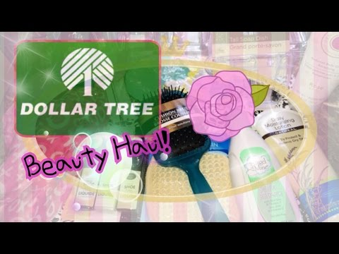 New Dollar Tree BEAUTY Haul! December 2014