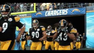 "Nike ""Fate"" Leave Nothing commercial w/ LT & Polamalu"
