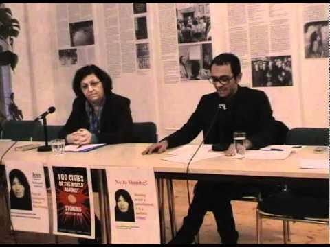 Mina Ahadi über Sakineh Mohammadi Ashtiani und Iran (1/9)