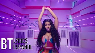 Nicki Minaj - MEGATRON (Lyrics + Español) Video Official