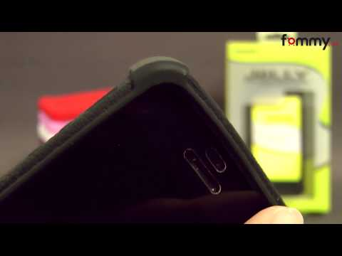 Amzer® Silicone Skin Jelly Case for iPhone 5 Review