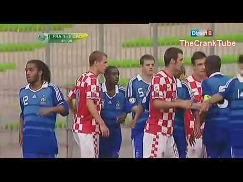 France U19 2-1 Croatia U19 | Euro U19s Championship 2010 Semi-Final Highlights