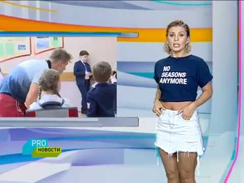 МУЗ ТВ про съемки клипа-приквела Алексея Воробьева Сумасшедшая на песню Я тебя Люблю