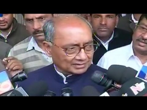 There is no BJP, but only Modi: Digvijay Singh