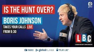 Ask Boris Johnson Your Questions - LBC