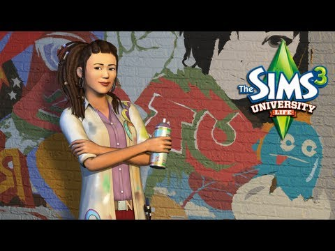 The Sims 3 University Life | Producer Walkthrough Video
