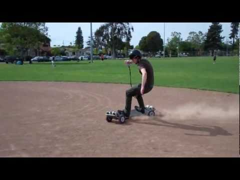 4WD Electric Skateboard