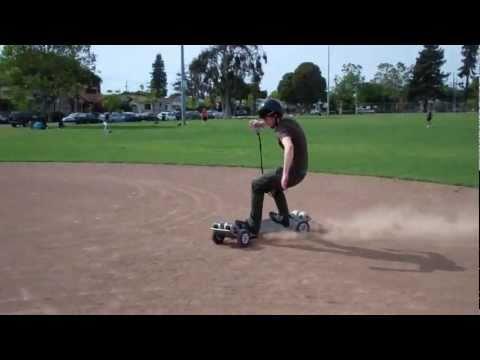 4WD Electric Skateboard