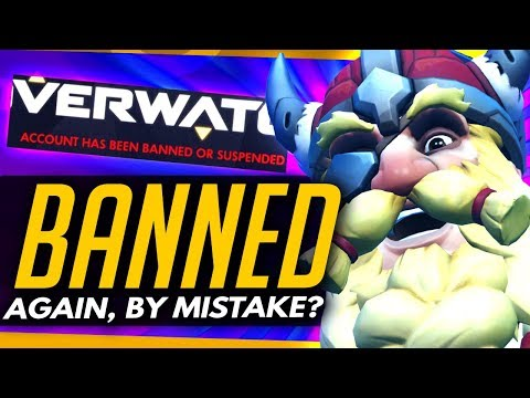 Overwatch   ONE-TRICK BANNED AGAIN BY MISTAKE?! + Doomfist BUGS [NEWS ROUNDUP]