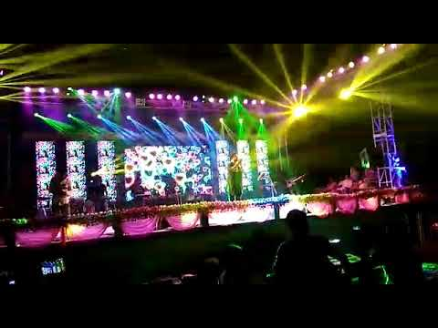 Saregama pa champion Rudra & Saikat in Vu's Fest Midnapur 2018
