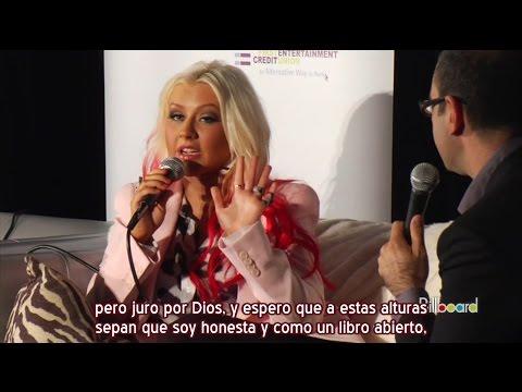 Christina Aguilera ¡VIDEO #200! Conferencia Billboard Film & TV Music 2012 (Subtítulos español)