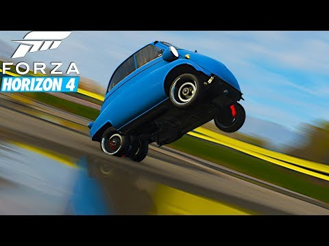 Forza Horizon 4 - Fails #7 (FH4 Funny Moments Compilation)