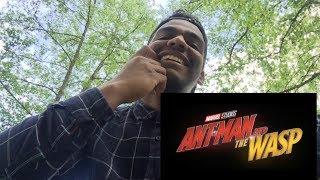 Réaction honnête au Trailer #2 d'Ant-Man et la Guêpe.