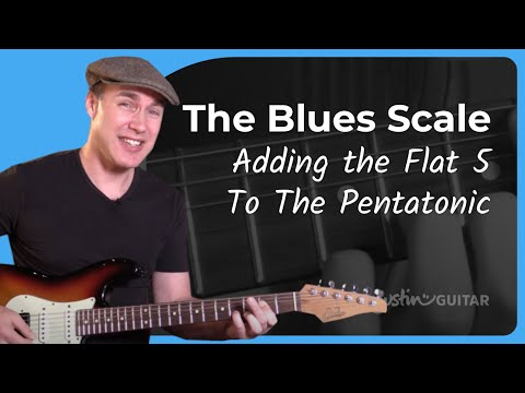 The Blues Scale - Adding The Flat 5 To The Pentatonic - Lesson 10 - Essential Blues Guitar [BL-410]