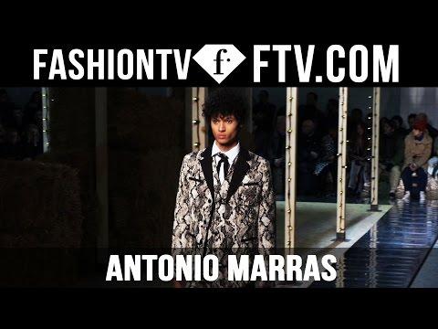 Antonio Marras F/W 16-17   Milan Fashion Week : Men F/W 16-17   FTV.com