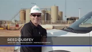 EnergyHQ   Environment   Newfield Exploration's Barton Water Recycling Facility