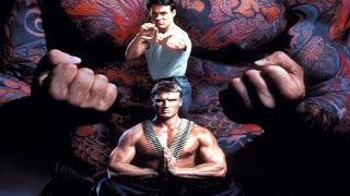 Showdown in little Tokyo - Dolph Lundgren and Brandon Lee
