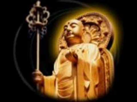 Om Pra Mani Dhani Svaha (Địa Tạng Bồ Tát Diệt Định Nghiệp Chân Ngôn) (Tiếng Phạn)