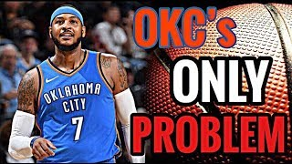 The CLEAR Problem with the OKC Thunder Right Now!