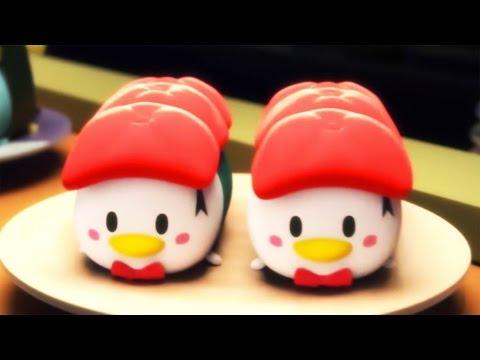 Sushi Carnival A Tsum Tsum Short Disney
