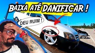 EU NÃO ACREDITO ! Baixou até DANIFICAR ! - Extreme Fest Car = Canal D2M
