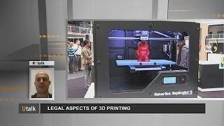 Consumer concerns around 3D printing - utalk