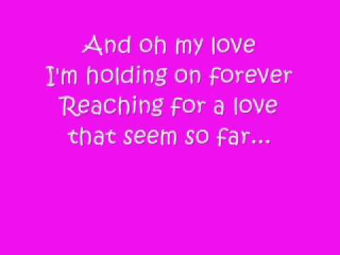 Westlife - My Love Lyrics video