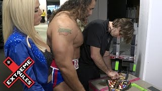 Rusev promises that his name will be on the United States Title for seven years: May 22, 2016