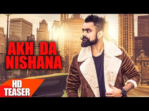 Akh Da Nishana | Teaser | Amrit Maan | Deep Jandu | Full Video Releasing On 28th Dec | Speed Records