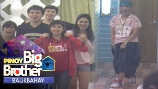 PBB Balikbahay: Vice Ganda visits the housemates!