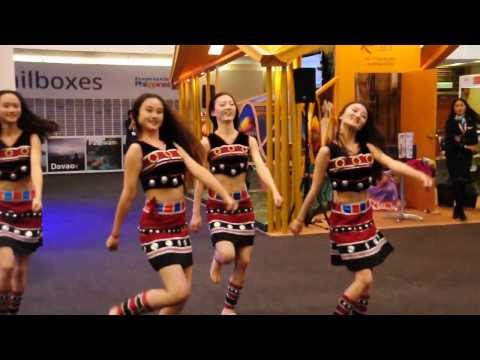 Routes Asia 2014 - Dance from Kunming, China