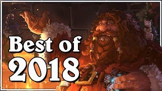 Funny And Lucky Moments - Hearthstone - Best Of 2018