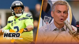 Colin is in awe of Wilson, doesn't blame Goff for Rams' struggles, talks Packers | NFL | THE HERD