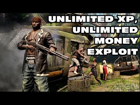 Dead Island Riptide: Unlimited XP, Unlimited Money Exploit