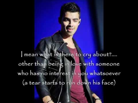 "A Jonas Love Story ""Selena Gomez and Joe Jonas get hurt"" (130) Rated R"