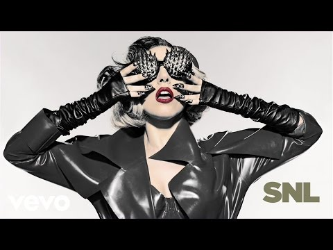 Lady Gaga - Judas (Live on SNL)