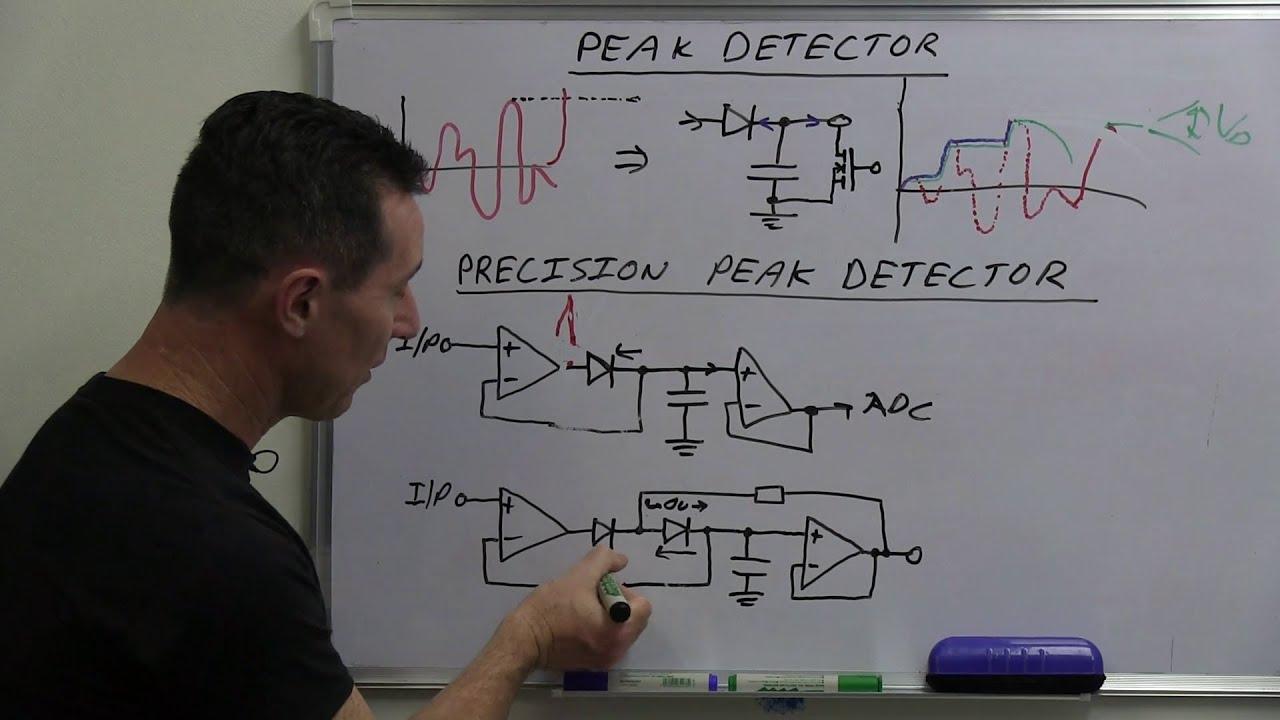Eevblog 490 Peak Detector Circuit Youtube