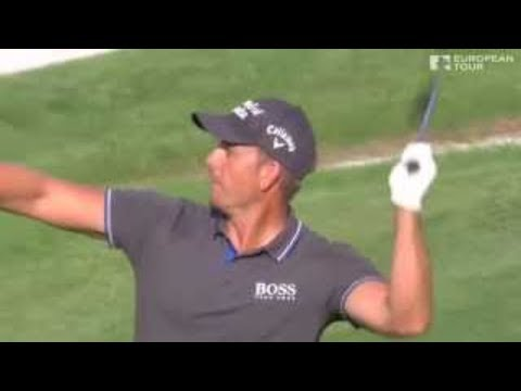 Unlucky Golf Shots of 2015 - European Tour