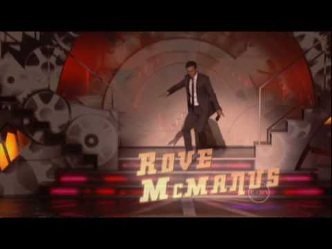 Rove McManus - Just For Laughs Montreal Comedy Festival (2010)