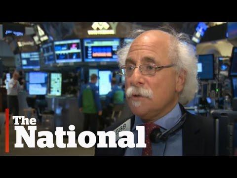 New York Stock Exchange glitch halts trading