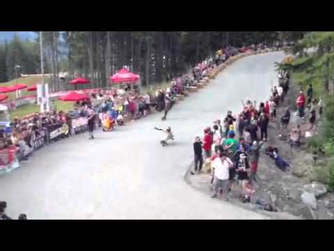 Whistler Longboard Festival Open Men's Final