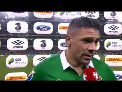 Republic of Ireland v Bosnia and Herzegovina - Post Match Interview - Jon Walters (16/11/15)
