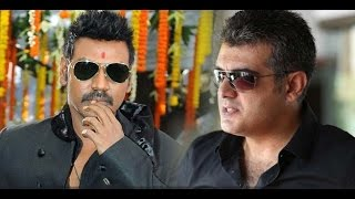 Ajith is My Lucky Star Says Raghava Lawrence