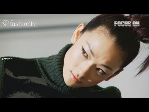 Ai Tominaga, Top Model Of Japan - Highlights And Interview | Fashiontv video