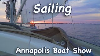 Sailing Annapolis Boat Show