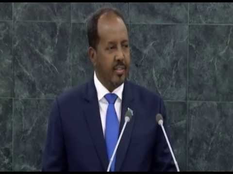 Somali President's speech at the General Assembly of the UN (New York, 26 September 2013)